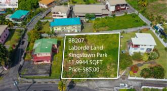 BB207-Laborde Land-Kingstown Park